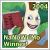 Official NaNoWriMo 2004 Winner